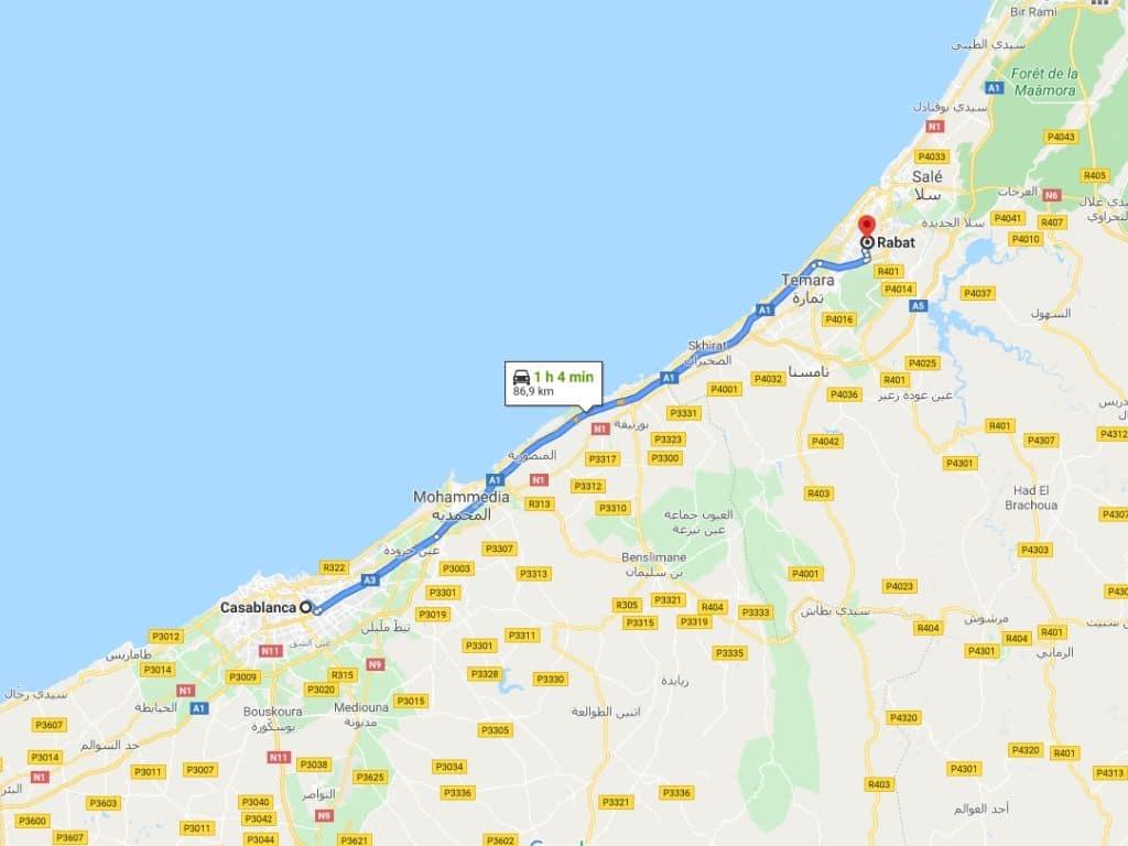 Guía para visitar Casablanca Marruecos 4