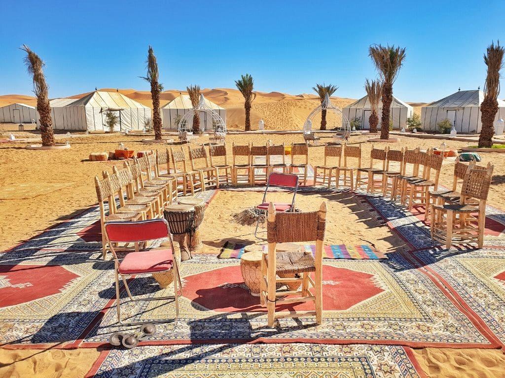 Ruta del Desierto de Merzouga en Marruecos