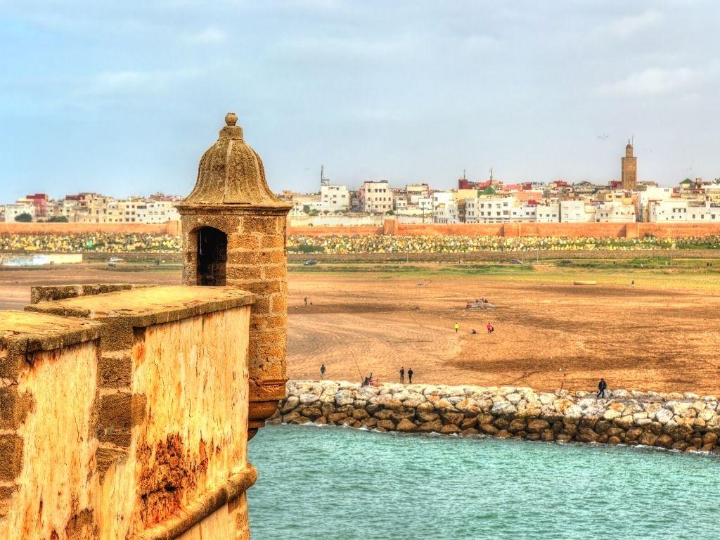 Sale Marruecos