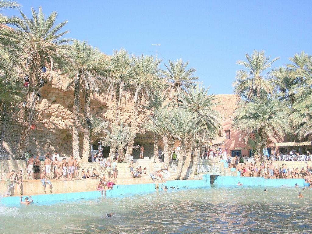 Source Bleue de Meski Marruecos