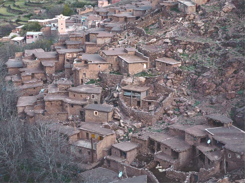 Tacheddirt Marruecos