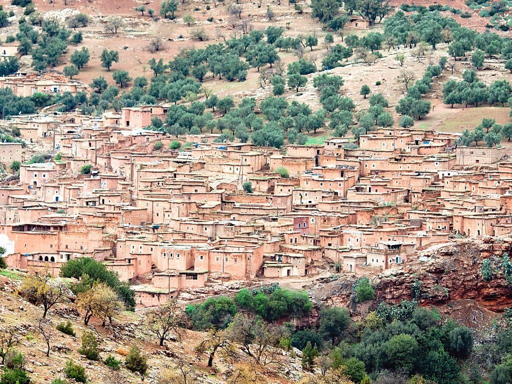 Tanagmalt Marruecos