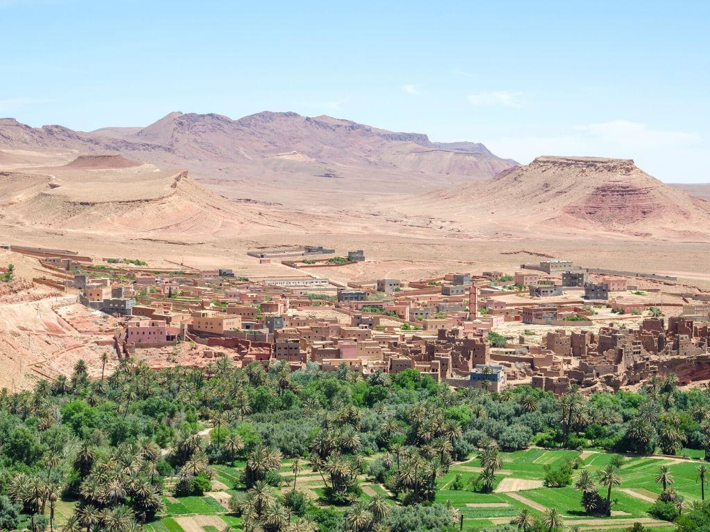 Tinghir Marruecos