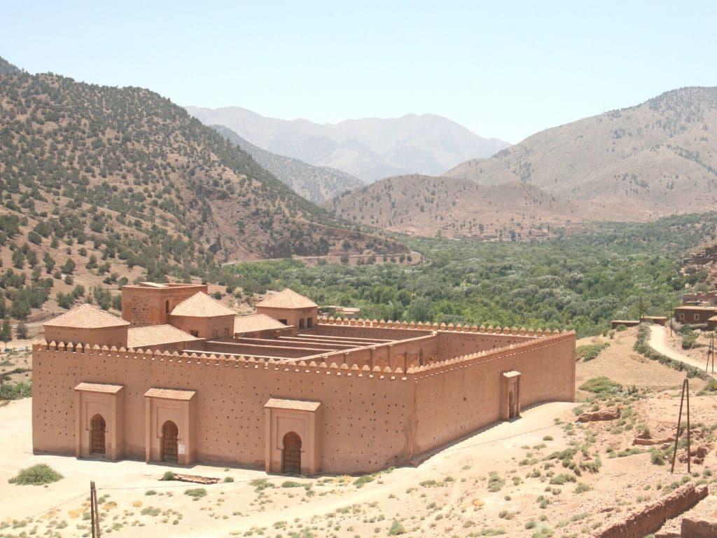 Tinmel Marruecos