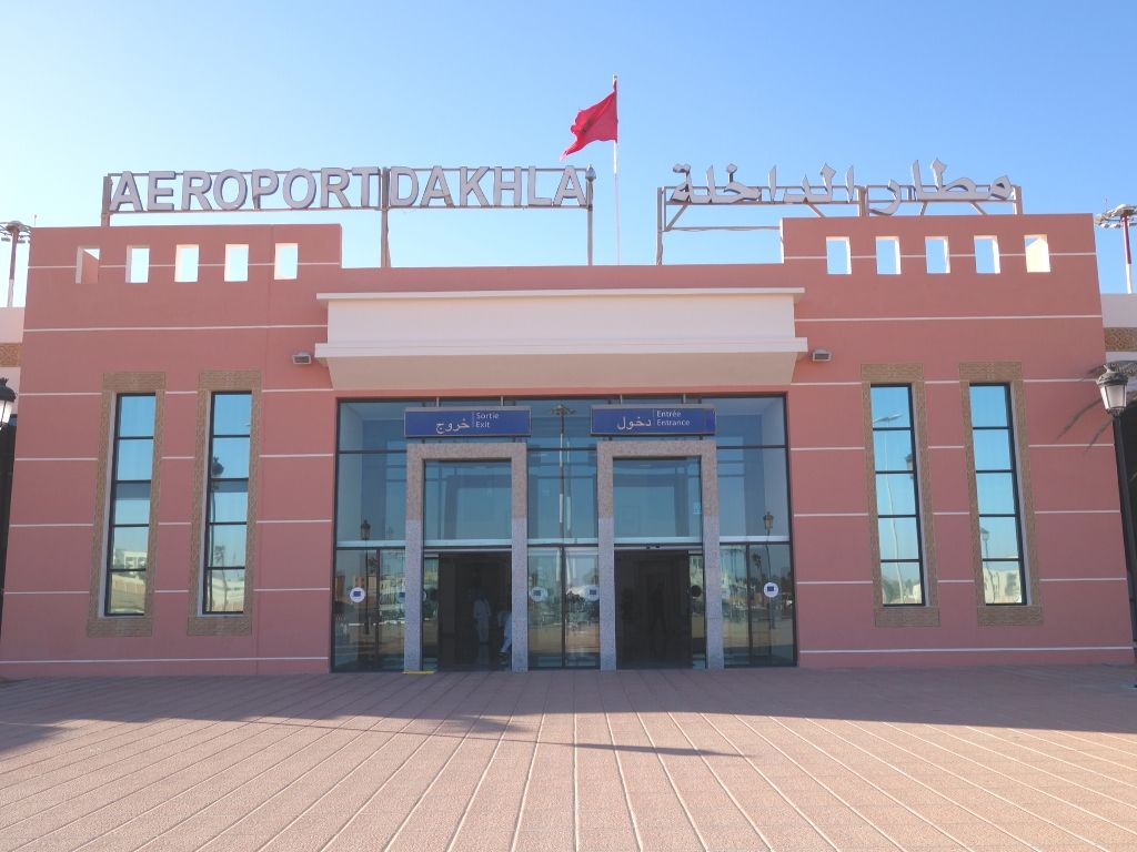 Transportes en Dajla Marruecos