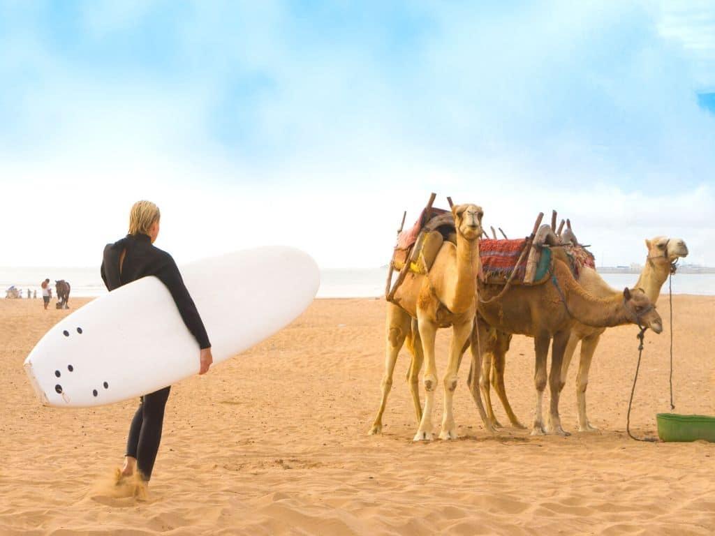 Turismo Costero en Marruecos