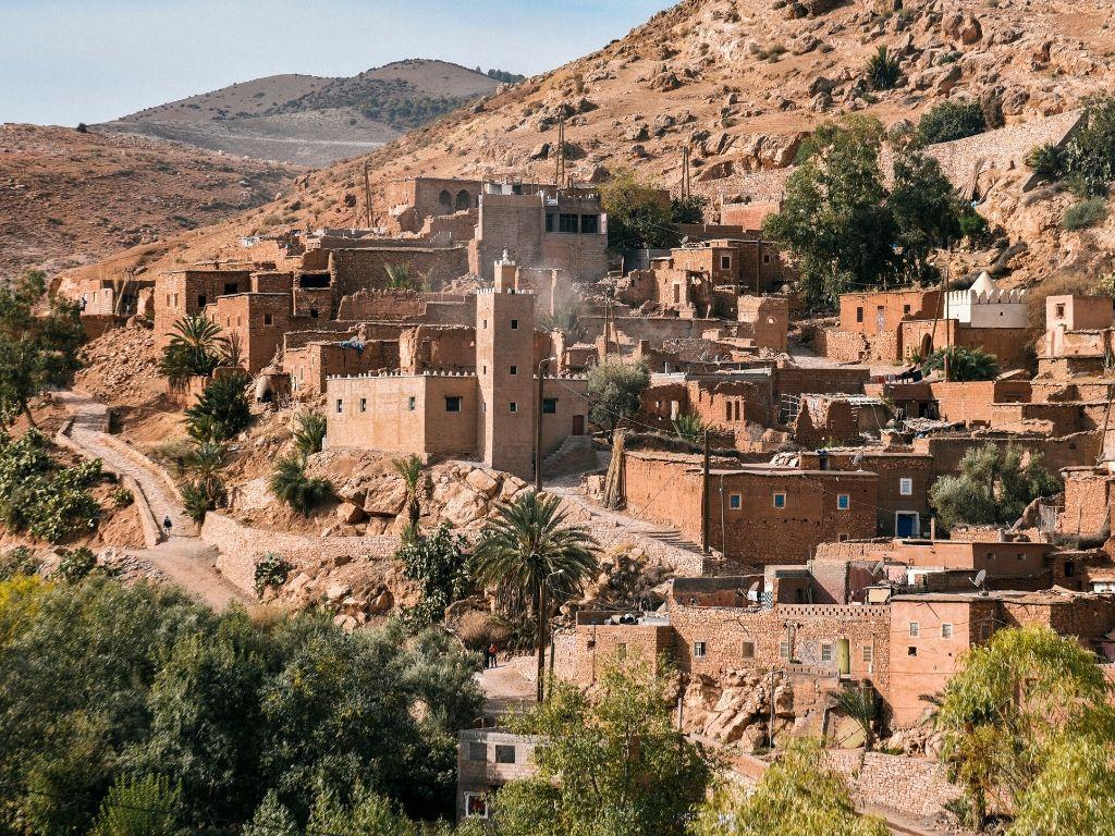 Turismo Rural en Marruecos