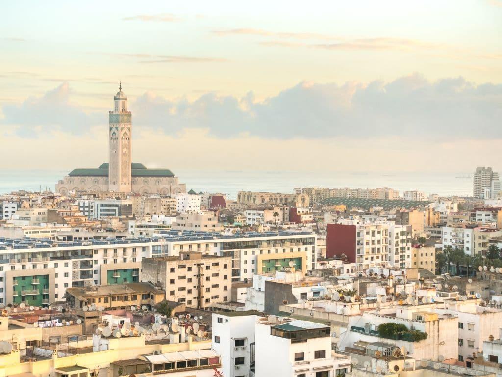 Turismo Urbano en Marruecos