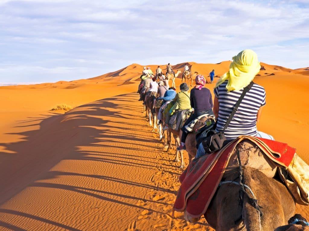 Turismo de Desierto en Marruecos
