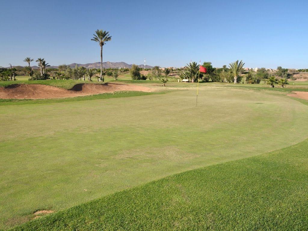 Turismo de Golf en Marruecos
