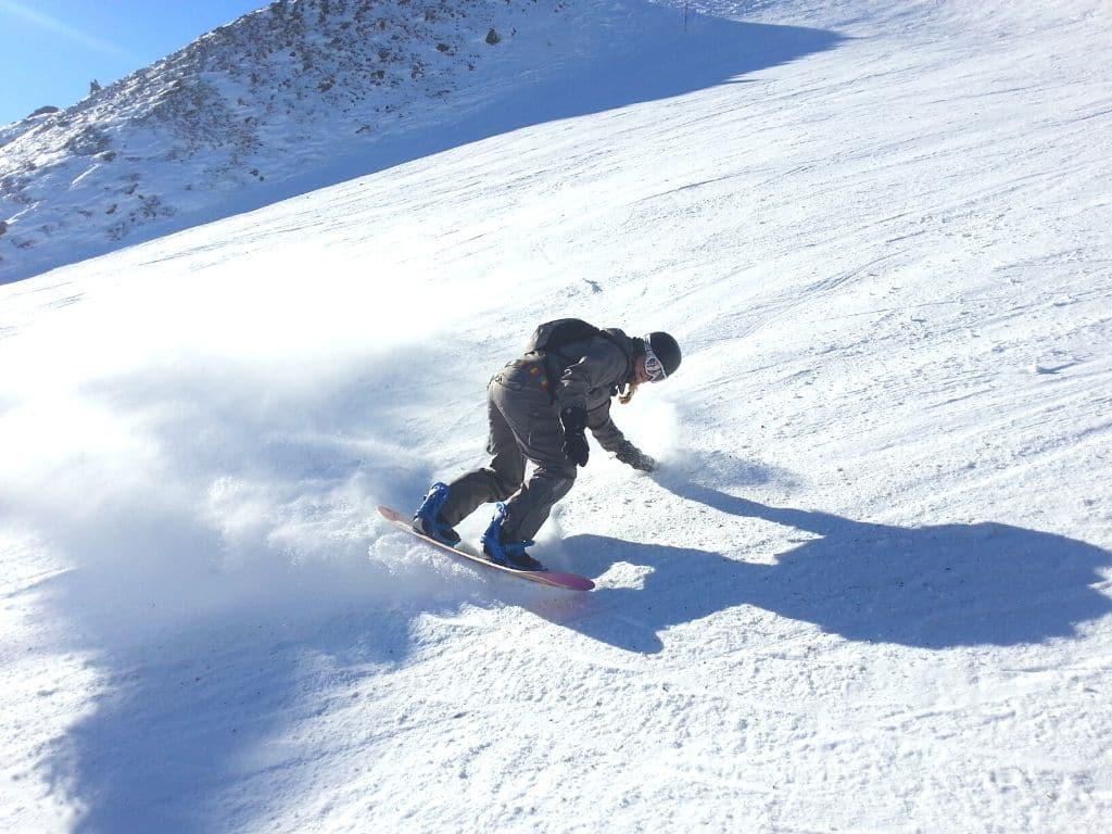 Turismo de Nieve en Marruecos