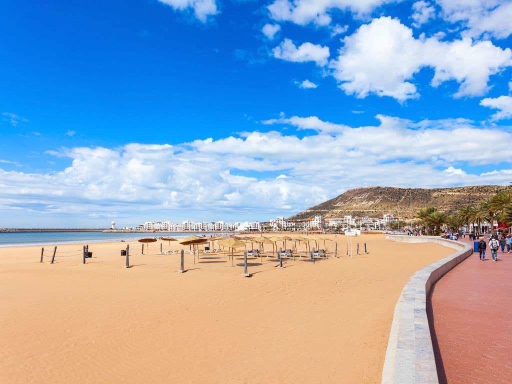 Turismo de Playa en Marruecos