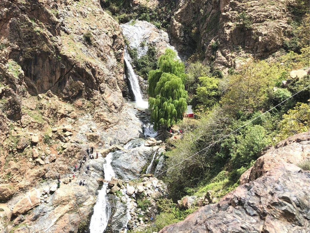 Valle de Ourika Marruecos