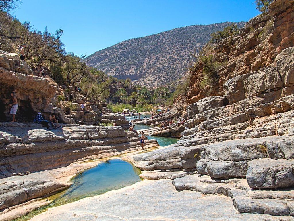 Valle del Paraiso Agadir Marruecos