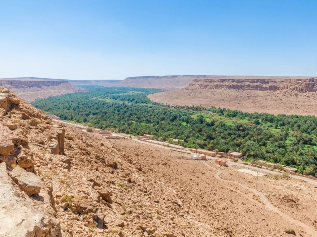Valle del Ziz Marruecos