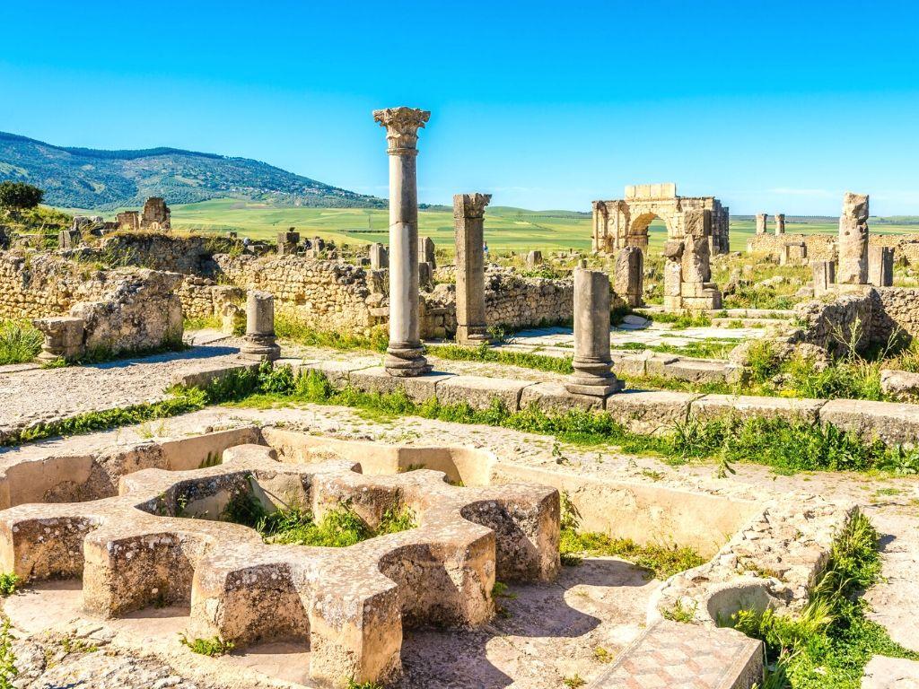 Volubilis Marruecos