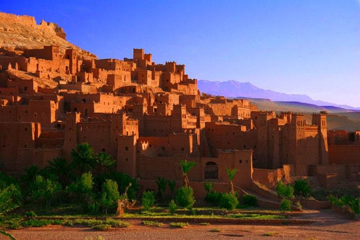 Ait BenHaddou, Marruecos