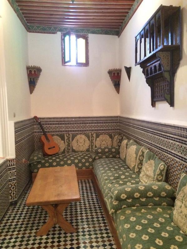 Al Andalusi Hostel En Tánger
