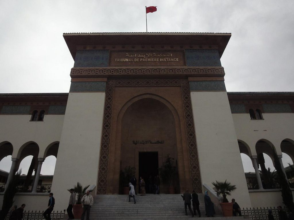 Arquitectura De Casablanca En Marruecos