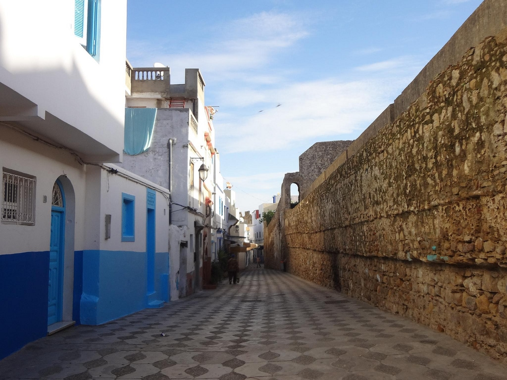 Asilah en Marruecos