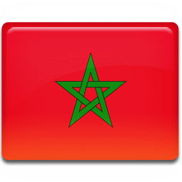 Bandera De Marruecos Marruecos Com