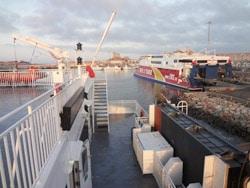 Barco De España A Marruecos