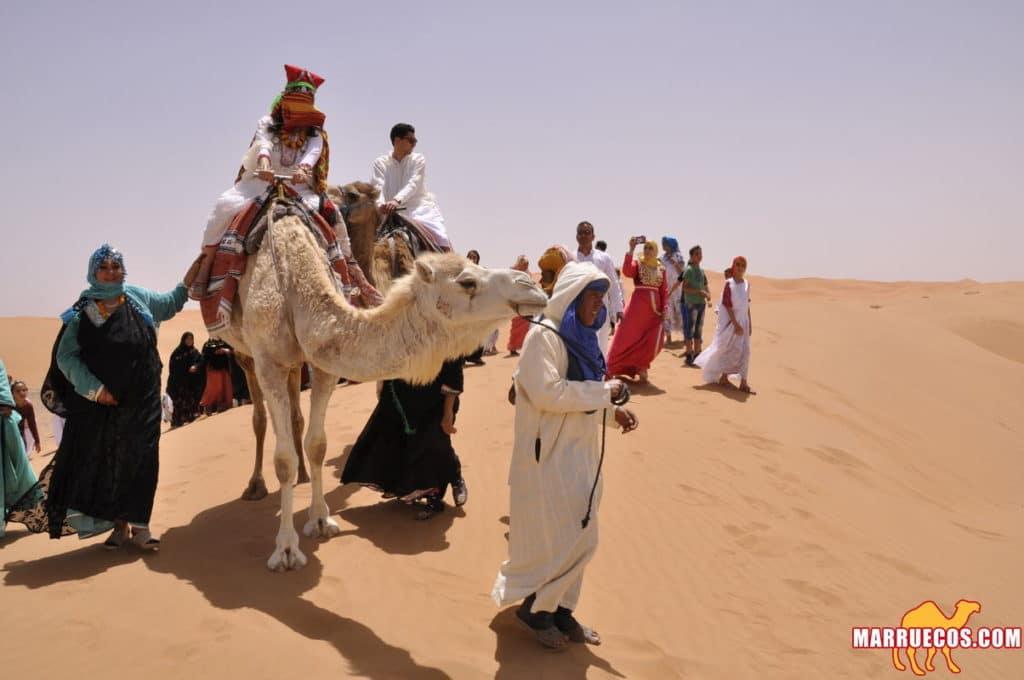 Boda en el desierto de Marruecos 16