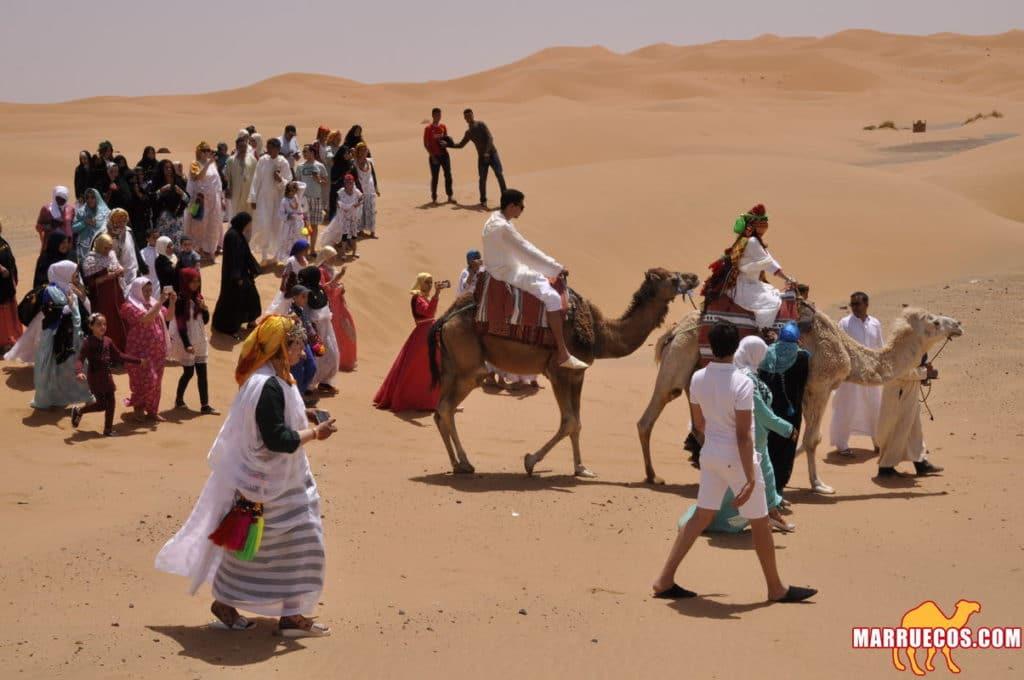 Boda en el desierto de Marruecos 17