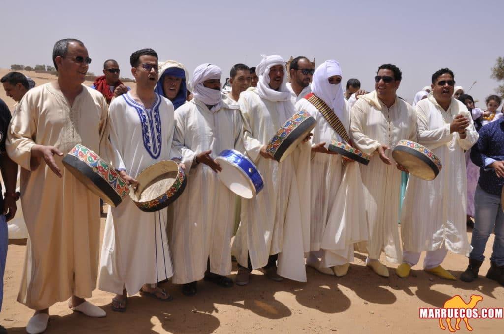 Boda en el desierto de Marruecos 19