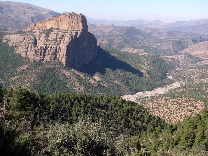 Catedral des Roca Marruecos