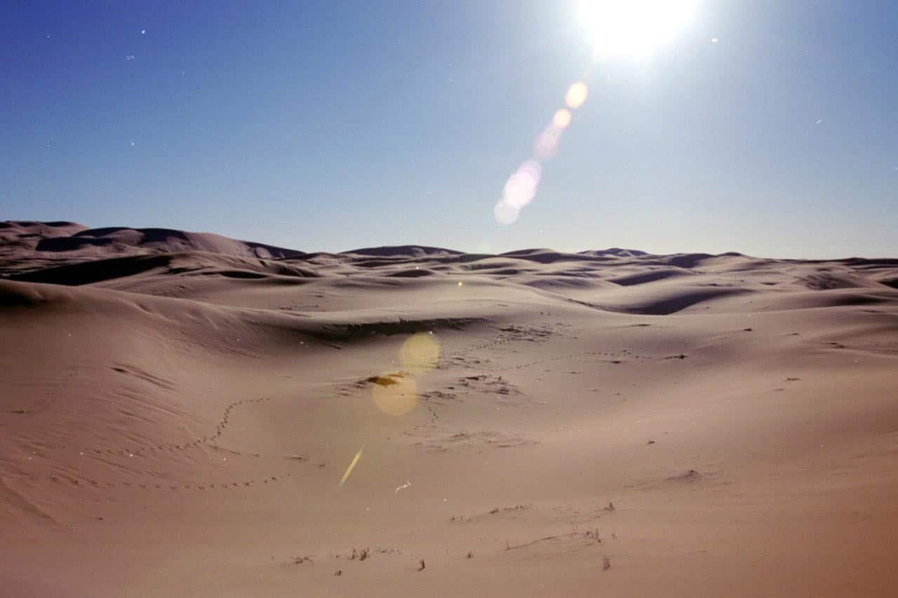 Clima En Marruecos