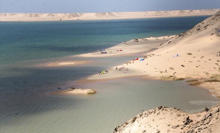 Bahía de Dakhla