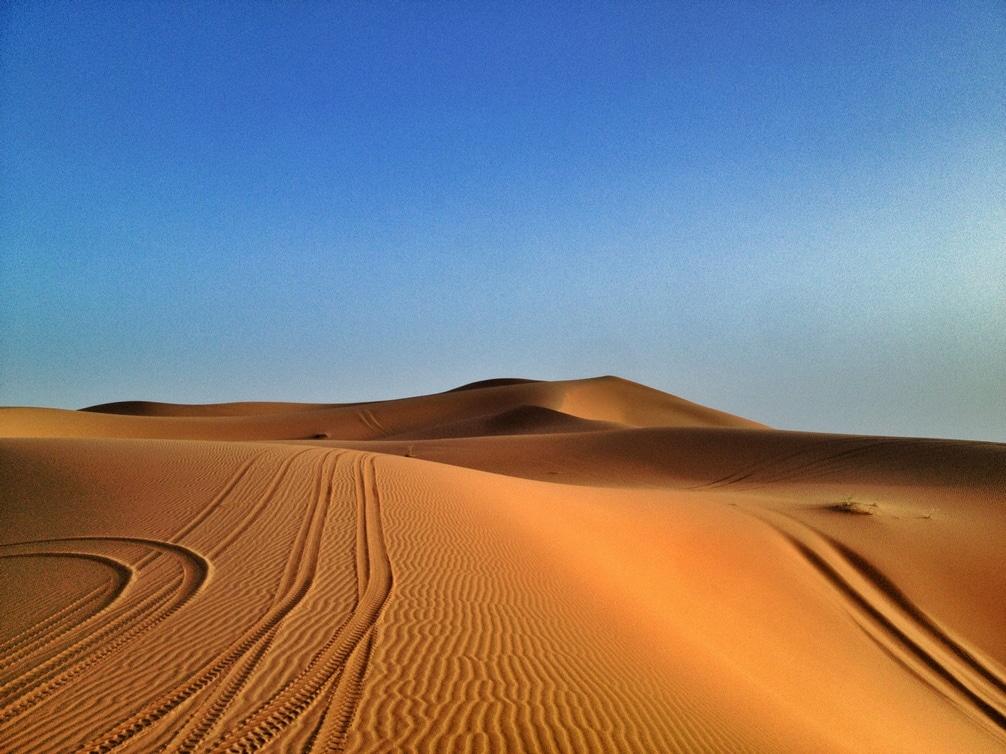 Dunas de Marruecos