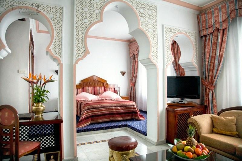 Hotel El Minzah En Tánger