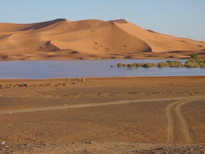 Dunas de Erg Chebbi Marruecos