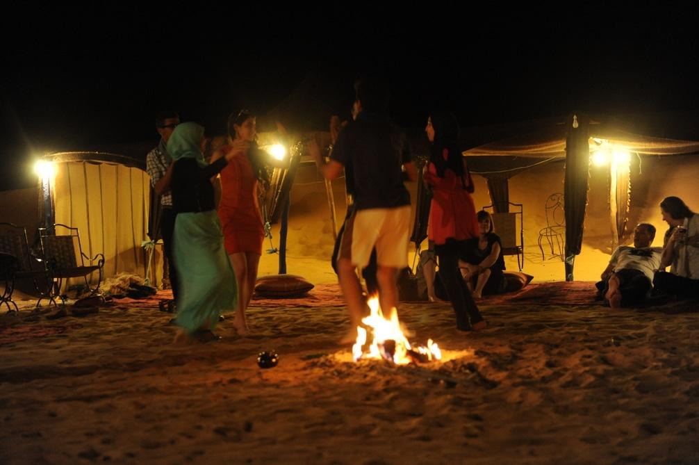 Fiesta Noche vieja Ano Nuevo en Marruecos