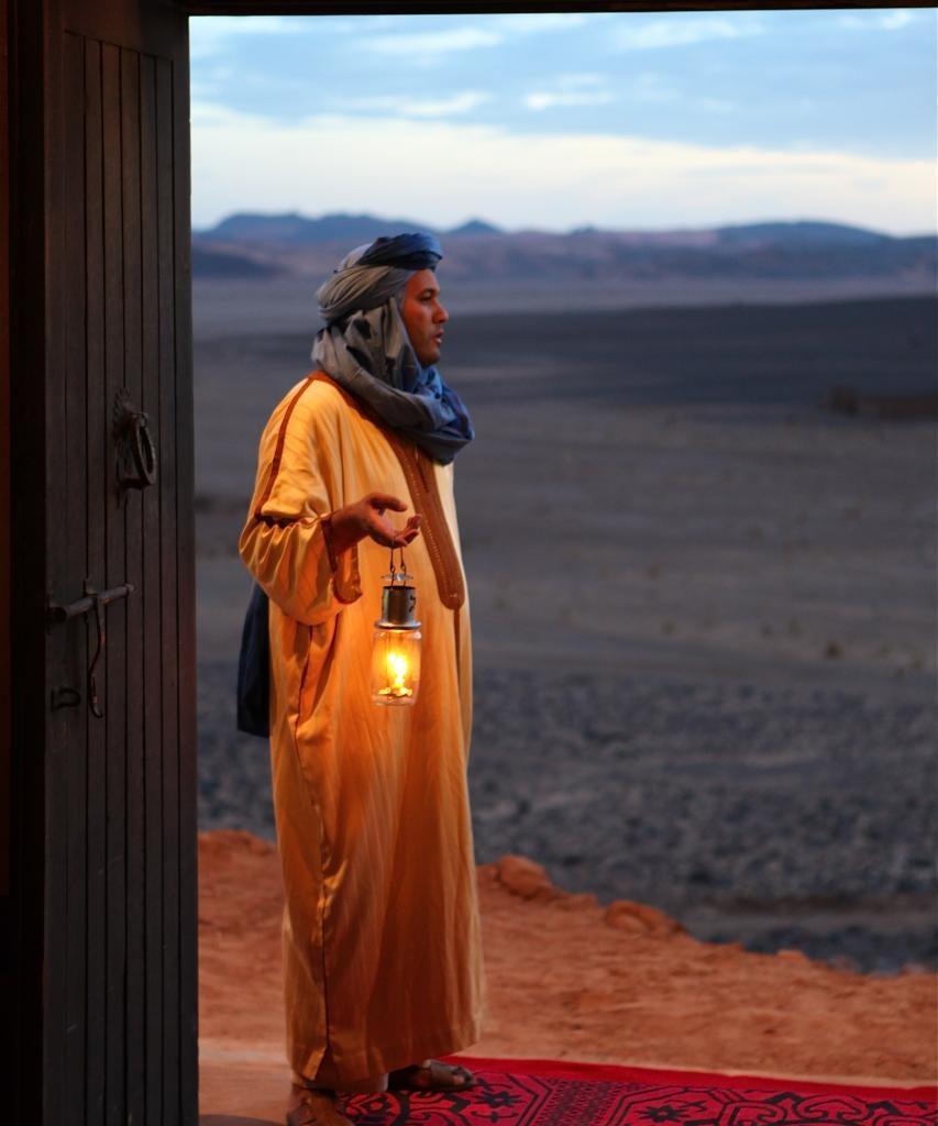 Desierto De Foum Mharech En Marruecos