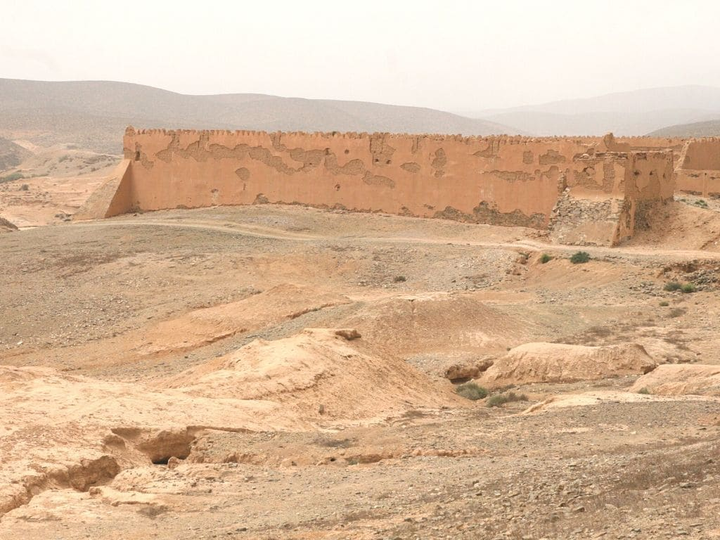 Fuerte Bou-Jerif Marruecos