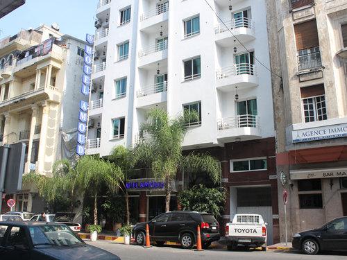 Hotel Amouday En Casablanca