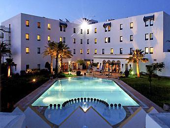 Hotel Atlas Rif & Spa En Tánger