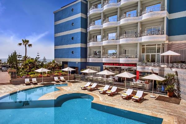 Hôtel Club Val D'Anfa En Casablanca