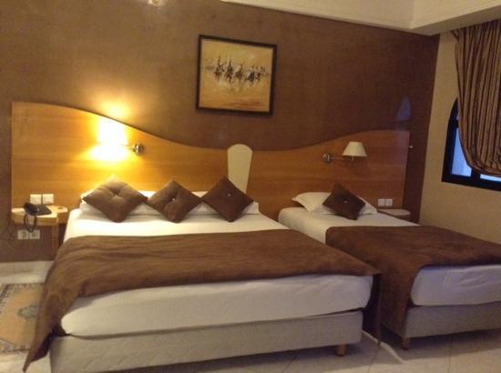 Hotel Mounia en Fes