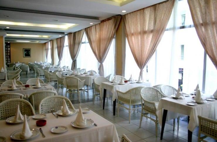 Hotel Tanjah Flandria En Tánger