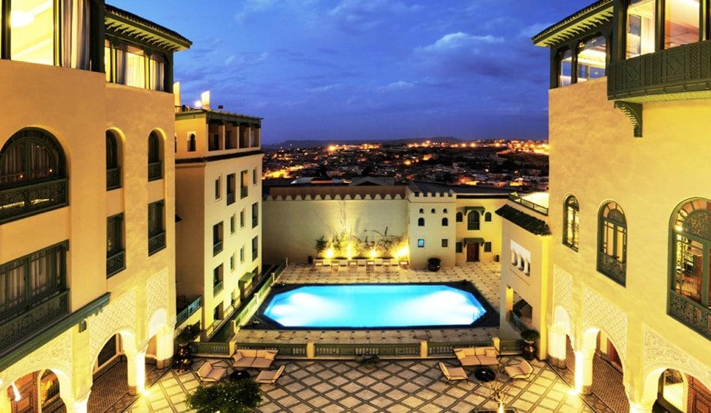Hoteles en Fez