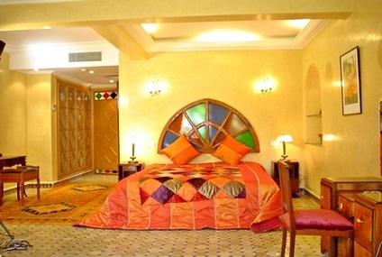 Guesthouse Jnane Sherazade En Casablanca