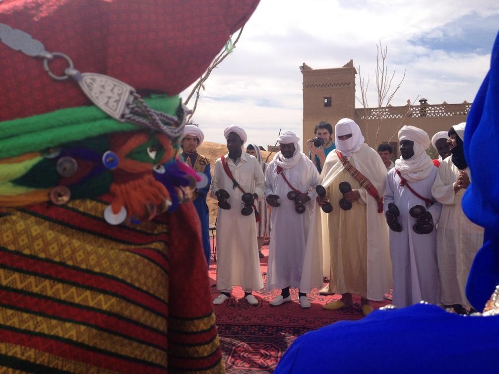 Tradiciones De Boda En El Desierto De Marruecos