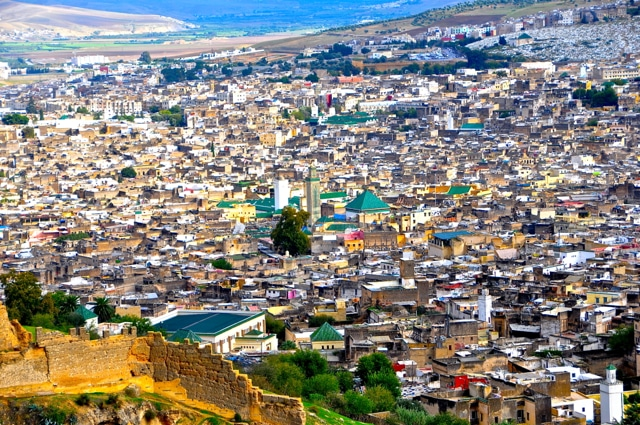 Medina de Fez Marruecos