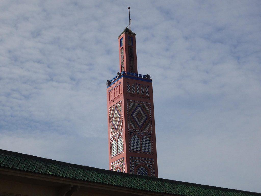 Mezquita Roja En Tanger