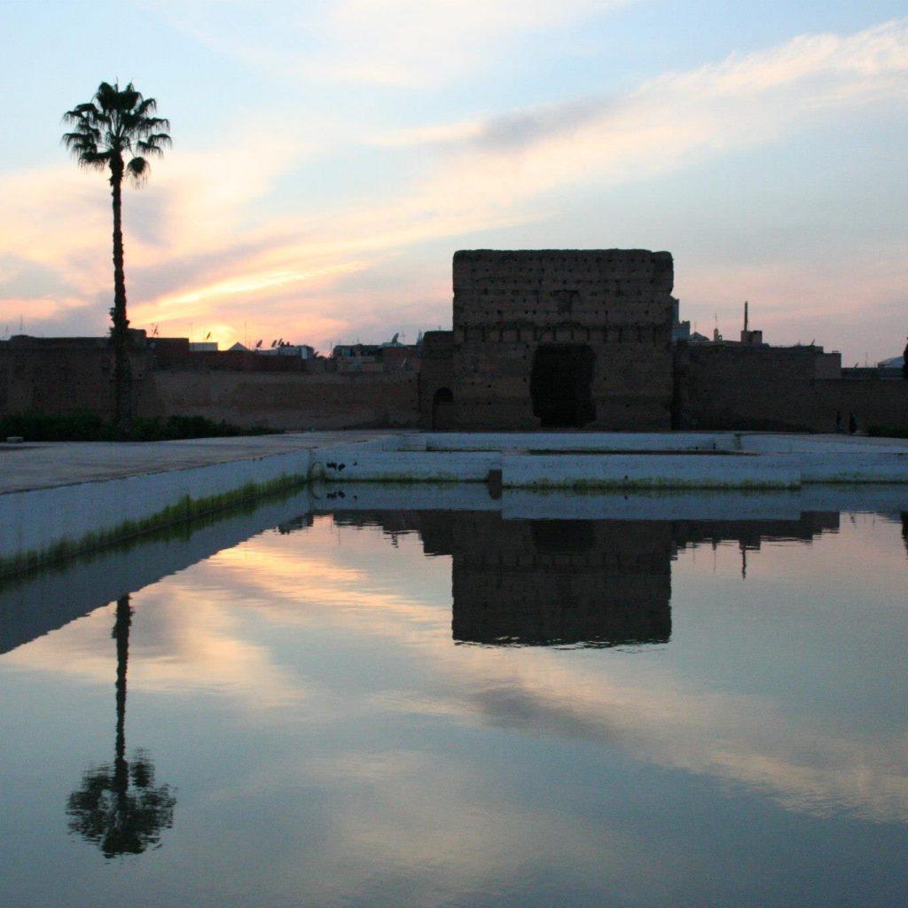 El Palacio El Badii En Marrakech