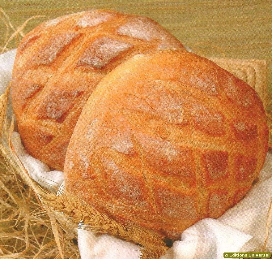 Pan de semola